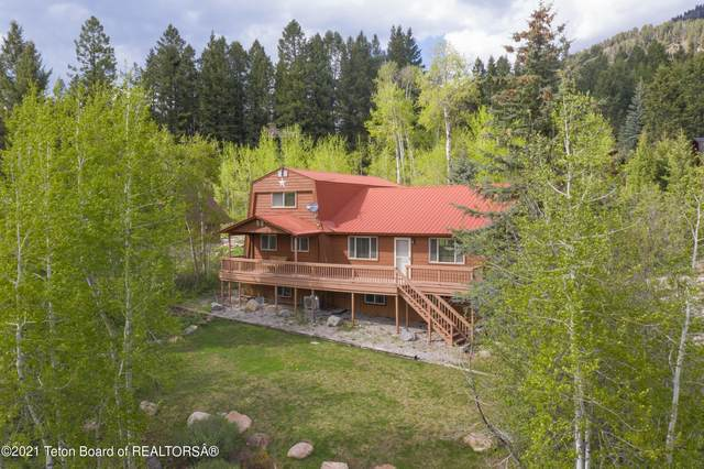 23 Blackwood Dr, Star Valley Ranch, WY 83127 (MLS #21-1603) :: Coldwell Banker Mountain Properties