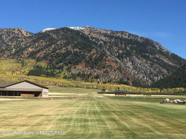 364 Noble Ln, Bedford, WY 83112 (MLS #21-1604) :: Coldwell Banker Mountain Properties