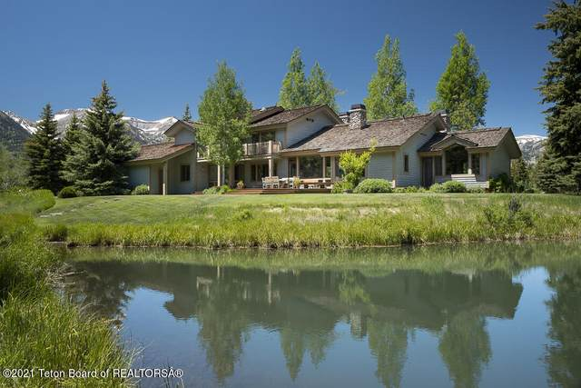 2650 W Stonecrop Rd, Jackson, WY 83001 (MLS #21-1611) :: West Group Real Estate