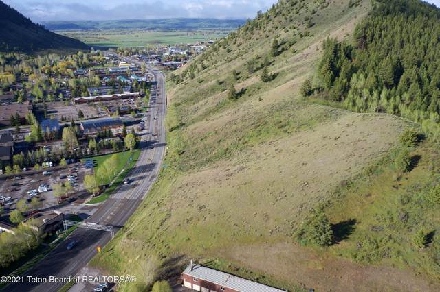 TBD S Hwy 89, Jackson, WY 83001 (MLS #21-1634) :: Coldwell Banker Mountain Properties