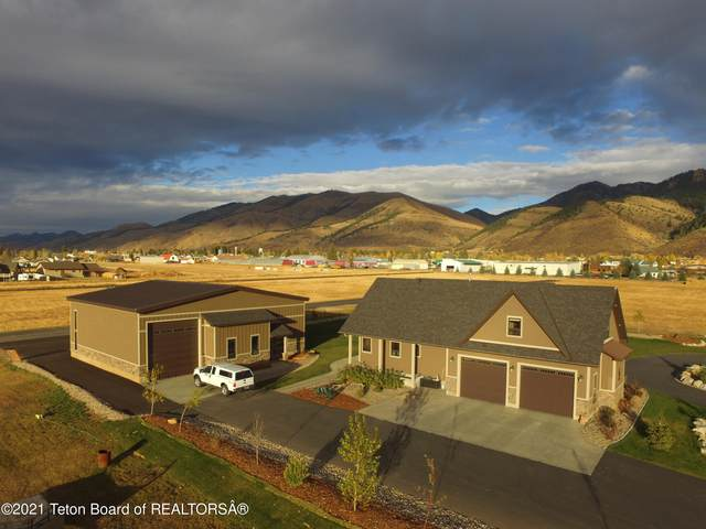 105 Citation Street, Afton, WY 83110 (MLS #21-1665) :: Coldwell Banker Mountain Properties