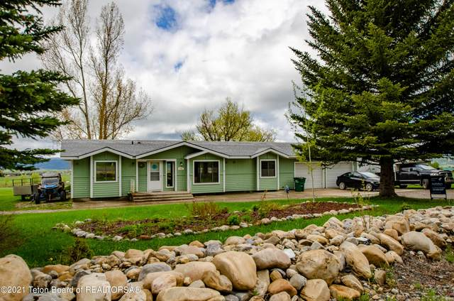 660 Alta Dr, Star Valley Ranch, WY 83127 (MLS #21-1730) :: Coldwell Banker Mountain Properties
