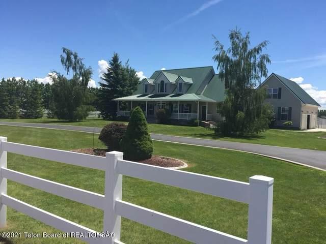 323 W 200 N, Blackfoot, ID 83221 (MLS #21-1761) :: West Group Real Estate