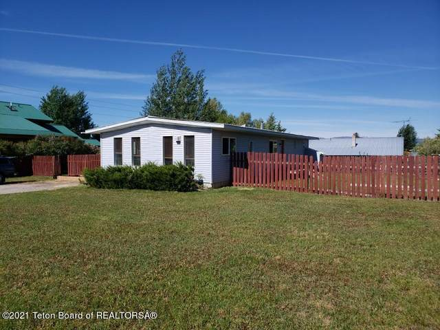 340 N Fifth E, Driggs, ID 83422 (MLS #21-1838) :: Coldwell Banker Mountain Properties