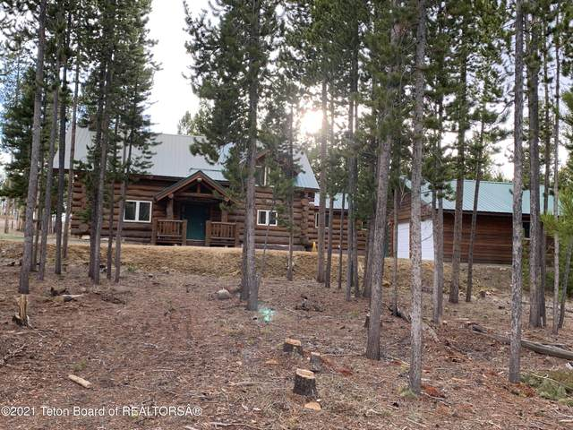 8 Crooked Creek Road, Dubois, WY 82513 (MLS #21-1845) :: West Group Real Estate