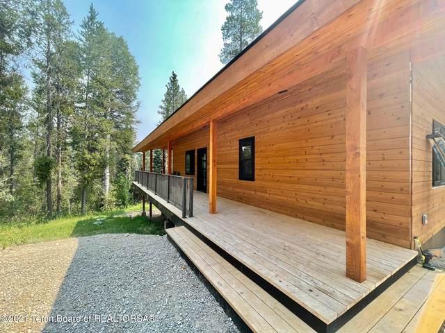 471 Alpine Meadow Loop, Alpine, WY 83128 (MLS #21-1846) :: West Group Real Estate