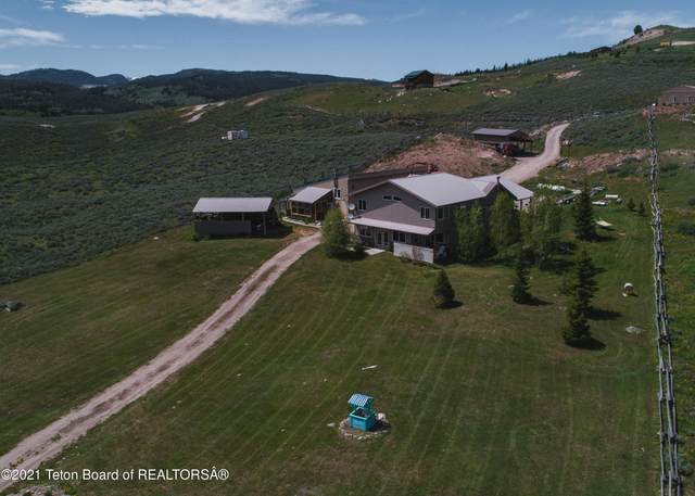 9 Valley View Trl, Cora, WY 82925 (MLS #21-2009) :: West Group Real Estate
