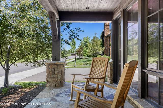 377 Woodland Star Dr, Driggs, ID 83422 (MLS #21-2075) :: Coldwell Banker Mountain Properties