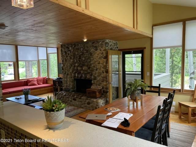 3565 N Lake Creek Drive 24-2-4, Wilson, WY 83014 (MLS #21-2091) :: West Group Real Estate