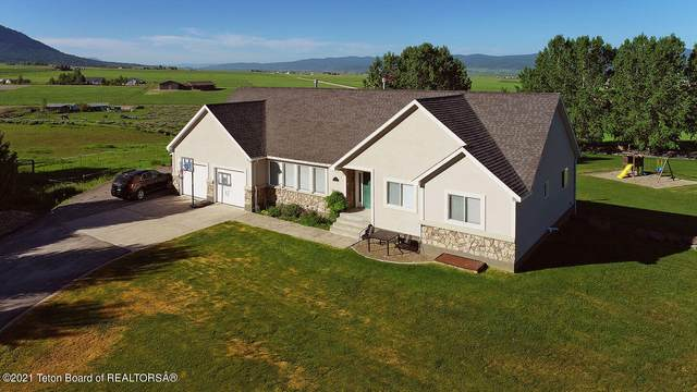147 Saddle Drive, Etna, WY 83120 (MLS #21-2102) :: West Group Real Estate