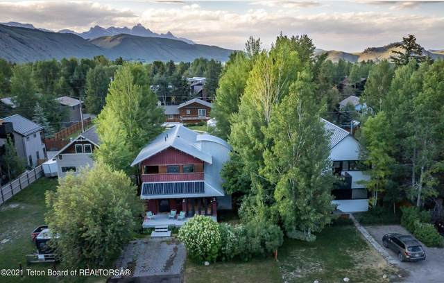 665 E Cache Creek Dr, Jackson, WY 83001 (MLS #21-2173) :: Coldwell Banker Mountain Properties