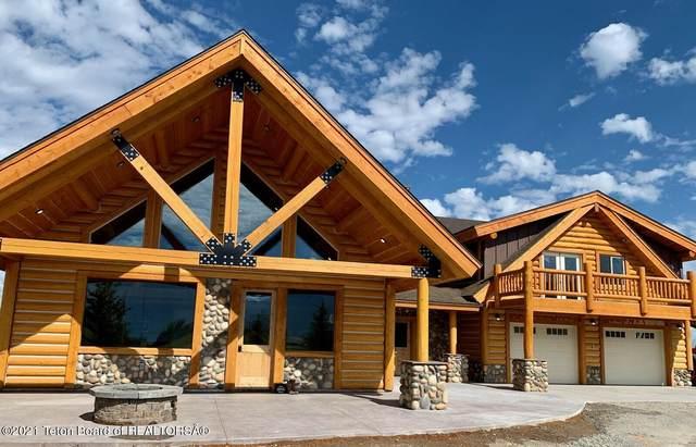 353 Bridger Dr, Thayne, WY 83127 (MLS #21-2246) :: Coldwell Banker Mountain Properties