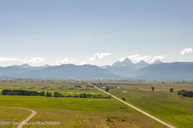 4733 Heads Up Road, Tetonia, ID 83452 (MLS #21-2248) :: Coldwell Banker Mountain Properties