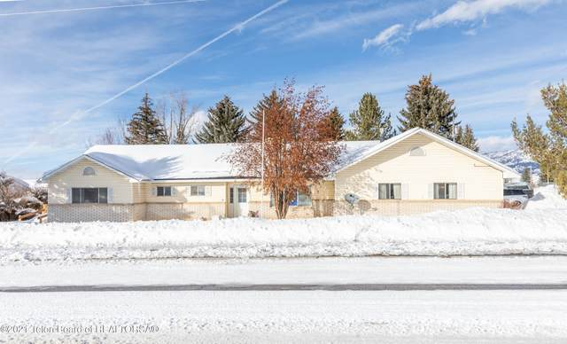 190 Dana St, Thayne, WY 83127 (MLS #21-227) :: West Group Real Estate