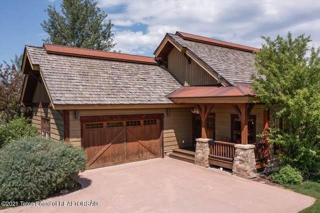252 Harris Hawk Dr., Victor, ID 83455 (MLS #21-2338) :: Coldwell Banker Mountain Properties