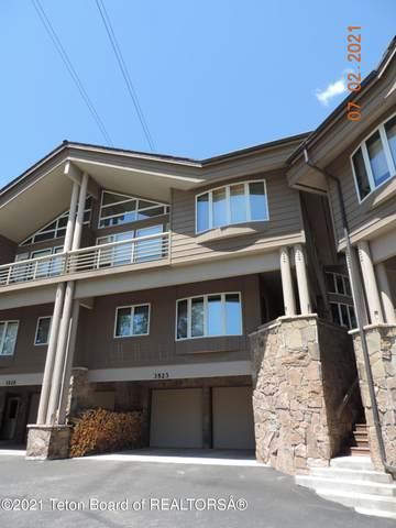 3523 W Mccollister Dr #6, Teton Village, WY 83025 (MLS #21-2342) :: Coldwell Banker Mountain Properties
