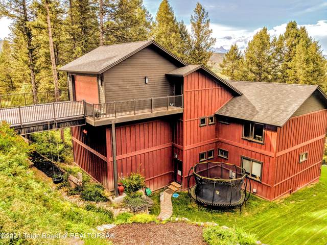 880 Snow King Drive, Jackson, WY 83001 (MLS #21-2463) :: Coldwell Banker Mountain Properties