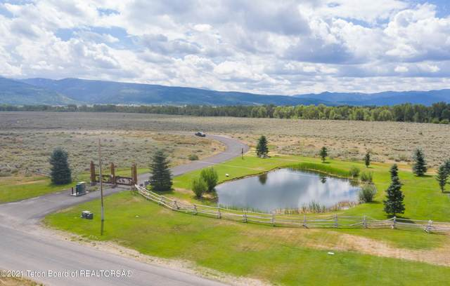 200 Lone Cowboy Rd, Driggs, ID 83422 (MLS #21-2475) :: Coldwell Banker Mountain Properties
