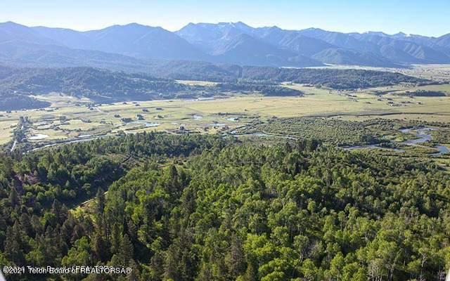 LOT 4 Kibbie Parkway, Alpine, WY 83128 (MLS #21-2674) :: West Group Real Estate