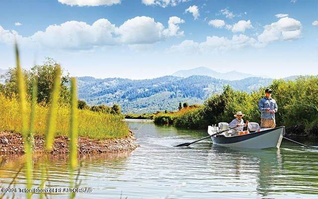 LOT 9 Kibbie Parkway, Alpine, WY 83128 (MLS #21-2677) :: Coldwell Banker Mountain Properties