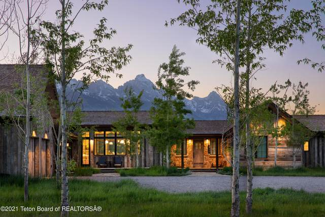 9240 N Avalanche Canyon Road, Jackson, WY 83001 (MLS #21-2757) :: Coldwell Banker Mountain Properties
