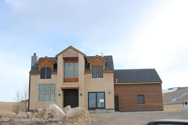 60 Flying Frog, Dubois, WY 82513 (MLS #21-291) :: West Group Real Estate