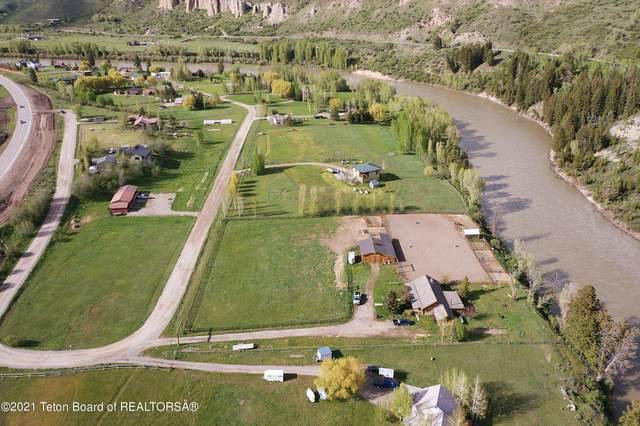 9000 S Meander, Jackson, WY 83001 (MLS #21-2988) :: West Group Real Estate