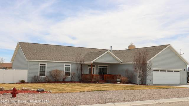 920 E Fourth St, Marbleton, WY 83113 (MLS #21-305) :: West Group Real Estate