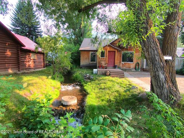 282 E Pearl Ave, Jackson, WY 83001 (MLS #21-3060) :: Coldwell Banker Mountain Properties