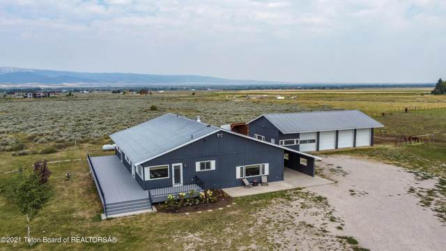 3190 S 1000 E, Driggs, ID 83422 (MLS #21-3139) :: Coldwell Banker Mountain Properties