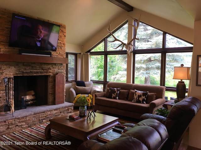 Address Not Published, Jackson, WY 83001 (MLS #21-3211) :: West Group Real Estate