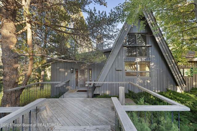850 N Cameron Rd, Wilson, WY 83014 (MLS #21-3305) :: West Group Real Estate