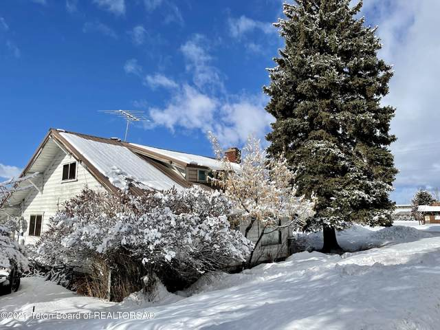 210 Washington St, Afton, WY 83110 (MLS #21-34) :: West Group Real Estate