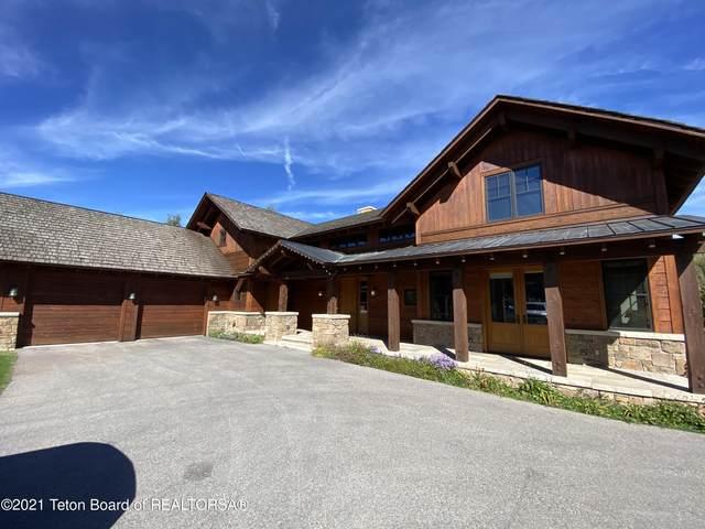 2425 S Blue Crane Dr, Jackson, WY 83001 (MLS #21-3432) :: West Group Real Estate