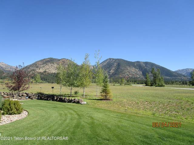 60 Shooting Star Drive, Thayne, WY 83127 (MLS #21-3435) :: Coldwell Banker Mountain Properties