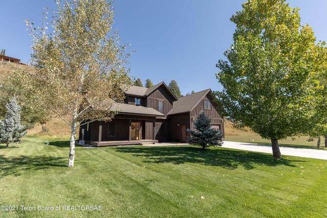 34 Meadow Ridge Rd, Alpine, WY 83128 (MLS #21-3440) :: Coldwell Banker Mountain Properties
