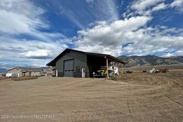 280 Cmr Drive, Etna, WY 83118 (MLS #21-3444) :: Coldwell Banker Mountain Properties