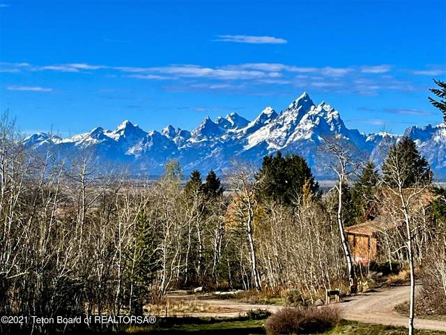 25020 N Moose Ct, Moran, WY 83013 (MLS #21-3609) :: West Group Real Estate
