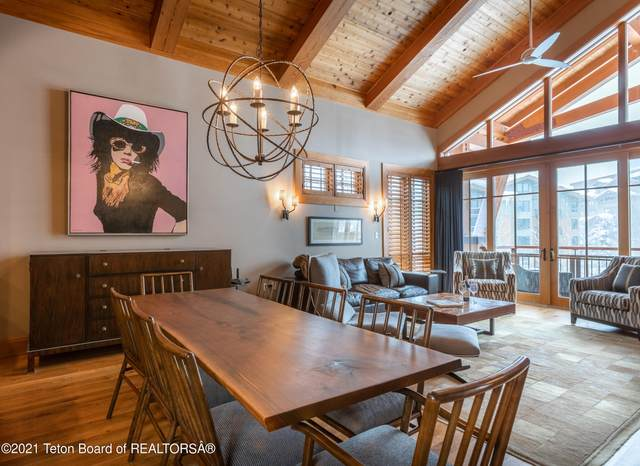 3285 W Village Dr #406, Teton Village, WY 83025 (MLS #21-426) :: West Group Real Estate