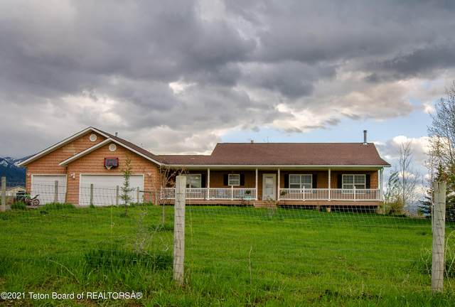 Address Not Published, Etna, WY 83118 (MLS #21-590) :: Coldwell Banker Mountain Properties