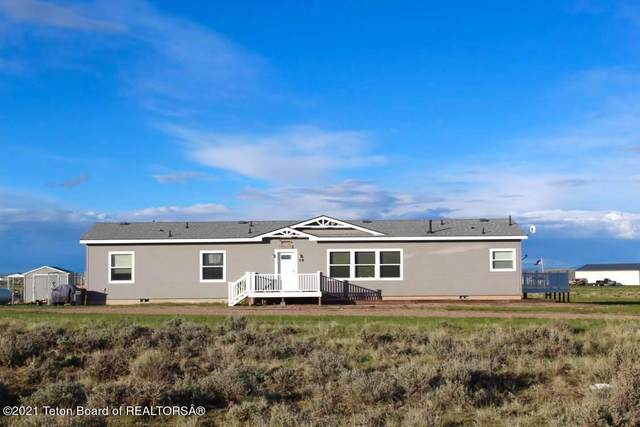 19 Sunshine Dr., Big Piney, WY 83113 (MLS #21-61) :: Coldwell Banker Mountain Properties