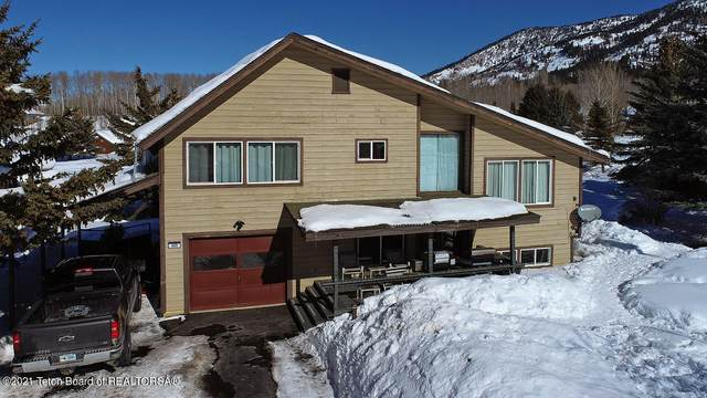 449 Vista Drive, Star Valley Ranch, WY 83127 (MLS #21-632) :: Sage Realty Group