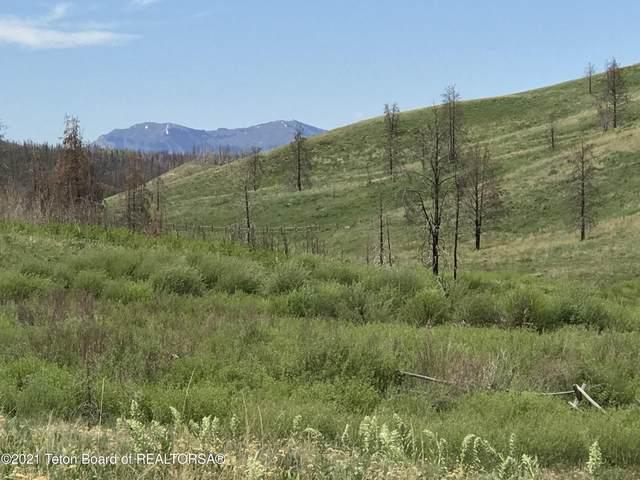 TBD Rim Rd, Bondurant, WY 82922 (MLS #21-638) :: Coldwell Banker Mountain Properties