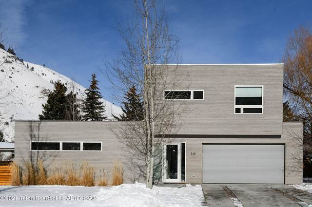 Address Not Published, Jackson, WY 83001 (MLS #21-69) :: Sage Realty Group