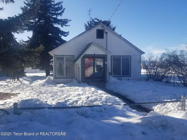 254 Lincoln St, Afton, WY 83110 (MLS #21-694) :: Sage Realty Group