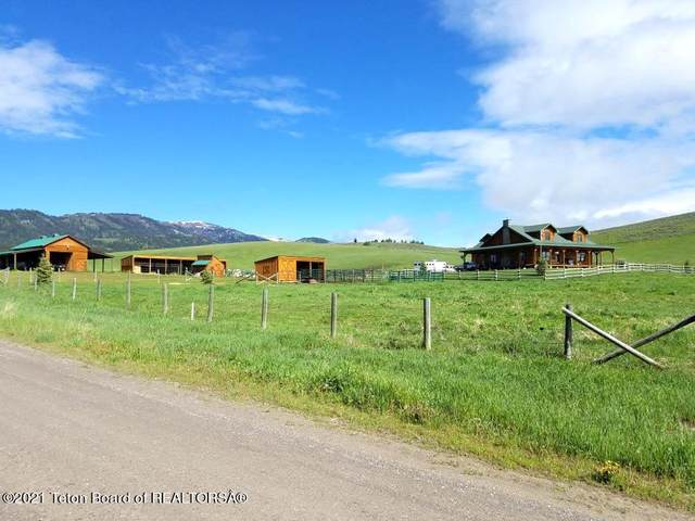 42 Black Mountain Dr, Freedom, ID 83120 (MLS #21-710) :: West Group Real Estate