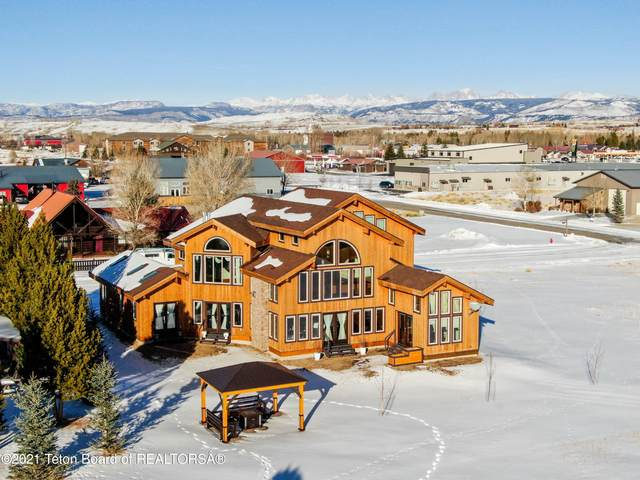 1307 Clubhouse Rd, Pinedale, WY 82941 (MLS #21-85) :: Sage Realty Group