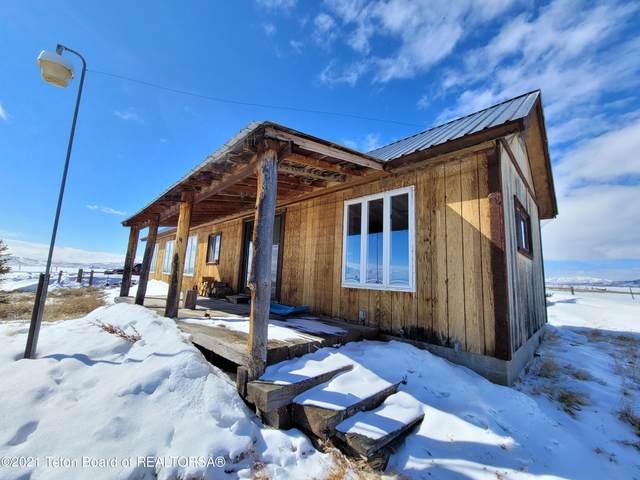 32 Elk Horn Rd, Daniel, WY 83115 (MLS #21-874) :: West Group Real Estate