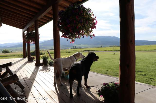 566 Rock Farm Rd, Etna, WY 83118 (MLS #21-883) :: West Group Real Estate