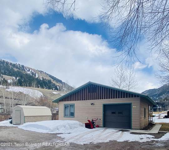 80 Rancher St, Jackson, WY 83001 (MLS #21-919) :: West Group Real Estate